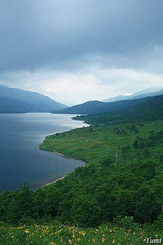 Lake Nozori, Gunma, Japan
