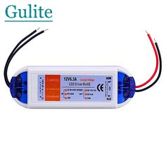 12V 72W LED Driver Power Supply Driver AC 90-240V led strip adapter