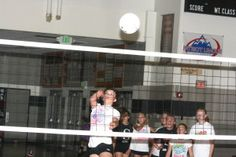 Northeast Colorado Volleyball Camp draws several youngsters