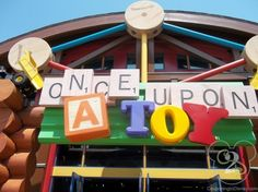 The World of Disney store in Downtown Disney is the world's largest Disney character store. Here you will find apparel, souvenirs, pins and lots more!