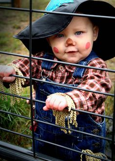 "little ""scarecrow"""