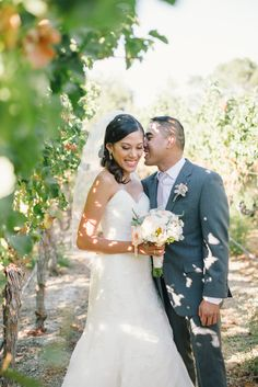 Winery Wedding from Delbarr Moradi Photography  Read more - http://www.stylemepretty.com/california-weddings/2013/10/09/winery-wedding-from-delbarr-moradi-photography/