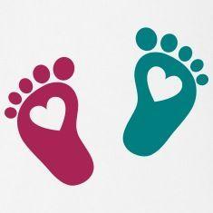 baby feet clip art vector clip art online royalty free public rh pinterest com baby feet clipart baby footprints clipart