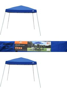 Canopies and Shelters 179011 Ozark Trail Instant 12 X 12 Canopy Top (Frame Not Included) -u003e BUY IT NOW ONLY $39.87 on eBay! | Pinterest | Ozark trail  sc 1 st  Pinterest & Canopies and Shelters 179011: Ozark Trail Instant 12 X 12 Canopy ...