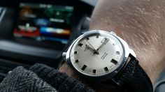My vintage 1960's swiss Rotary automatic.