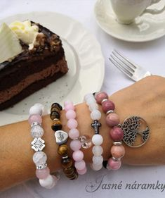 Beaded Bracelets, Beads, Sewing, Jewelry, Different Types Of, Jewels, Accessories, Beading, Dressmaking