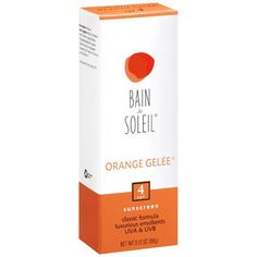 Ban de Soleil...my sister would let me use hers...best tan ever!!