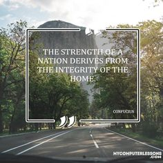 The strength of a nation derives from the integrity of the home  The strength of a nation derives from the integrity of the home  The post  The strength of a nation derives from the integrity of the home  appeared first on https://mycomputerlessons.com  https://mycomputerlessons.com/strength-nation-derives-integrity-home/