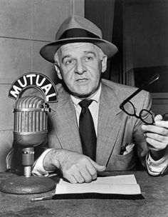 Walter Winchell was a very popular gossip reporter. His radio show and newspaper were read by lots of men and women. Walter's opinion really mattered to Americans.