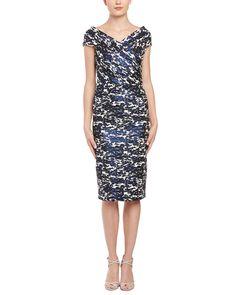 Teri Jon by Rickie Freeman Sheath Dress is on Rue. Shop it now.