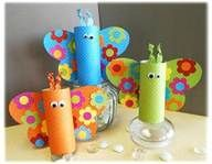 crafts with toilet paper rolls - Bing Images
