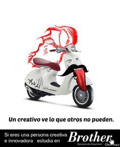 Andrea Mayorga, Andrea Castañeda y Erika Sanchez, de Colombia, nos envía esta #idea para Brother Escuela de Creativos ganadora del FESP DE PLATA 2013. ¿Qué te parece? ¡Envíanos tus #ideas, #anuncios o #campañas a info@adaspirant.com y las promocionaremos en nuestro portal, #facebook, #twitter y #pinterest! Además, participarán en el concurso ADaspirant.com como mejor anuncio del mes. ¿Te animas?