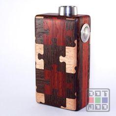 Wood puzzle box mod