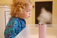 Dry Ice Experiment: ridiculously cool and fun.