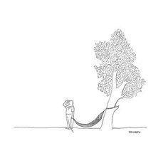 Resultado de imagem para saul steinberg cartoons