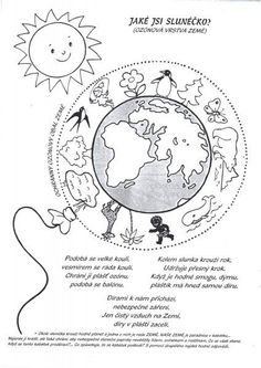 Aa School, School Clubs, Colouring Pages, Coloring Books, Earth Day Activities, Across The Universe, Book Week, Elementary Science, Peace On Earth