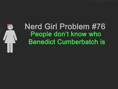 So many of these are great, but as I am particularly obsessed with Sherlock lately...