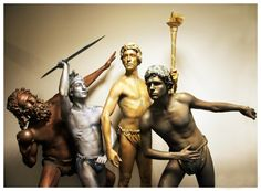 Tableau vivant Olympische helden Tableaux Vivants, Drama, Poses, Statue, Art, Heroes, Kunst, Figure Poses, Art Background