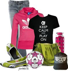 """Keep Calm and Play On"" by jewhite76 ❤ liked on Polyvore"