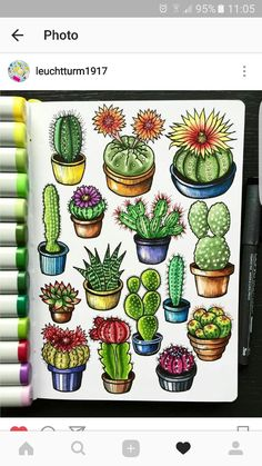 There is a sign: if a girl is growing cactus at home, she will not get married. - - There is a sign: if a girl is growing cactus at home, she will not get married. how do you think this is true? Day There is such a sign because of. Succulents Drawing, Cactus Drawing, Cactus Painting, Cactus Art, Cactus Plants, Cactus Terrarium, Cactus Flower, Cactus Doodle, Cactus Y Suculentas