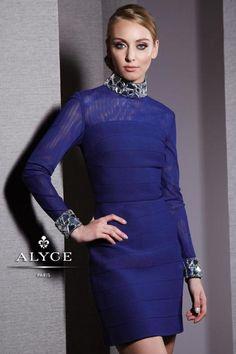 Alyce Short Dress 5495 at Prom Dress Shop - Prom Dresses @ PromDressShop.com #prom #promdresses #prom2014 #dresses