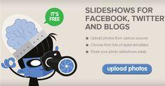 PhotoSnack, aplicación gratuita para crear slides con imagenes.