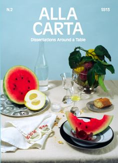 Alla Carta Magazine Issue No. 02