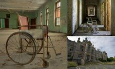 This collection of disturbing images has been compiled by American author Eric Vernor for a new book haunted Asylums which casts fresh light on the horrors that went on in the name of medicine. From the UK to the U.S., these once-grand, but often mysterious institutions still contain much from the past, shedding new light on some of the dark goings-on inside.