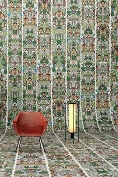 Studio Job  NLXL Archives Wallpaper Collection - L Afrique