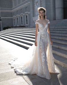 Elegantly Sexy Berta Wedding Dresses 2016