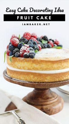 807 Best Cake Cupcake Decorating Ideas Images Baking Recipes