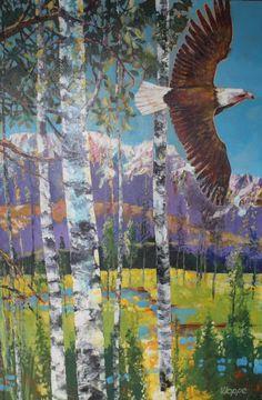 Орел - Art by Valentine Ioppe