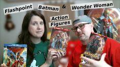 Flashpoint Movie, Flashpoint Batman and Wonder Woman, Derek and Nikki Re...