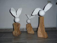 Die 12 Besten Bilder Von Gipsbinden Crafts Easter Bunny Und School