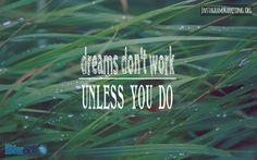 #followme @martinhosner #dreamsdontdie #dreamsdontworkunlessyoudo #grassblades #dewongrass #grassdew #dreambig #bluseo #motivationaltuesday #motivationalquote #motivationwords #proverbs #greengrass #ifyourdreamsdontscareyoutheyarentbigenough