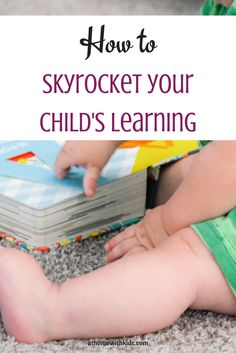 How to Skyrocket Your Child's Early Childhood Education  athomewithkids.com