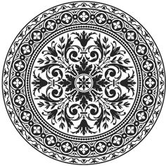 free paisley stencil patterns - Google Search