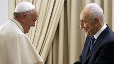 Francisco rezará por la paz con los presidentes de Israel y Palestina