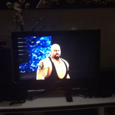 Big Show in WWE Main Event at WWE 2K16 #MainEvent Wwe Main Event, Wwe 2k, Big Show, Maine