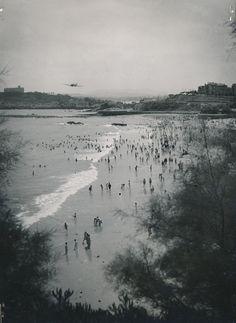 """Playa de """"El Sardinero"""". Santander  #Cantabria #Spain"""