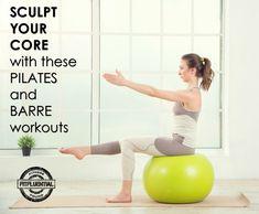 pilates workouts for a tone torso
