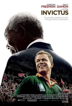 13 Actors undergoing extreme weight loss for movie roles: Matt Damon in 'Invictus' - http://lili.farm/#!details/actors-undergoing-extreme-weight-loss-for-movie-roles  Interesting goof: The movie documents the run up to the 1995 Rugby World Cup, but while playing a game against a team wearing blue and white, a advertising sign on the field shows the year 1999.