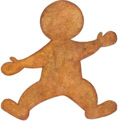 """drag and drop"" make your own Jan Brett gingerbread man to use on Activboard"