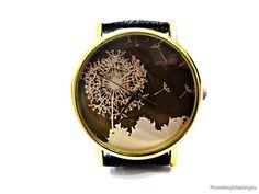 Dandelion Watch Dandelion Dandelion Accessory door mylittlething4u