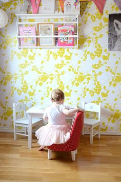 Kinderkamer geel ★ Kids room yellow on Pinterest  Kids Rooms ...
