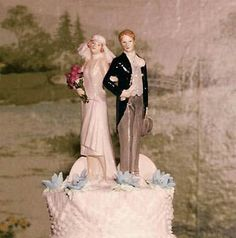 Custom Wedding Cake Toppers And