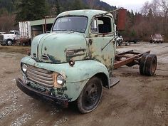 1950 Ford COE F5
