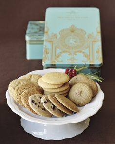 Fortnum & Mason Piccadilly Biscuits for the box