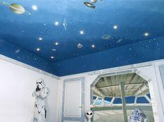 Star wars boys room