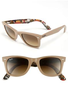 963d3909ce Ray-Ban  Guitar Wayfarer  50mm Sunglasses available at Nordstrom Ray Ban  Sunglasses Outlet